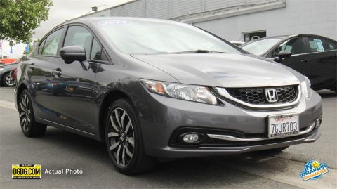 Used Honda Civic Sedan EX-L