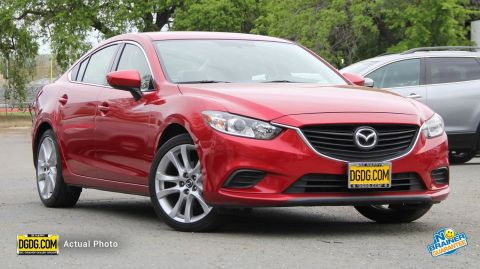 Certified Used Mazda6 i Touring