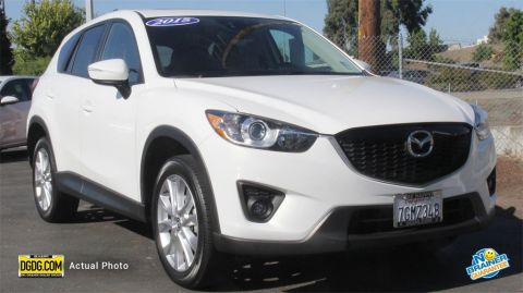 Certified Used Mazda CX-5 Grand Touring
