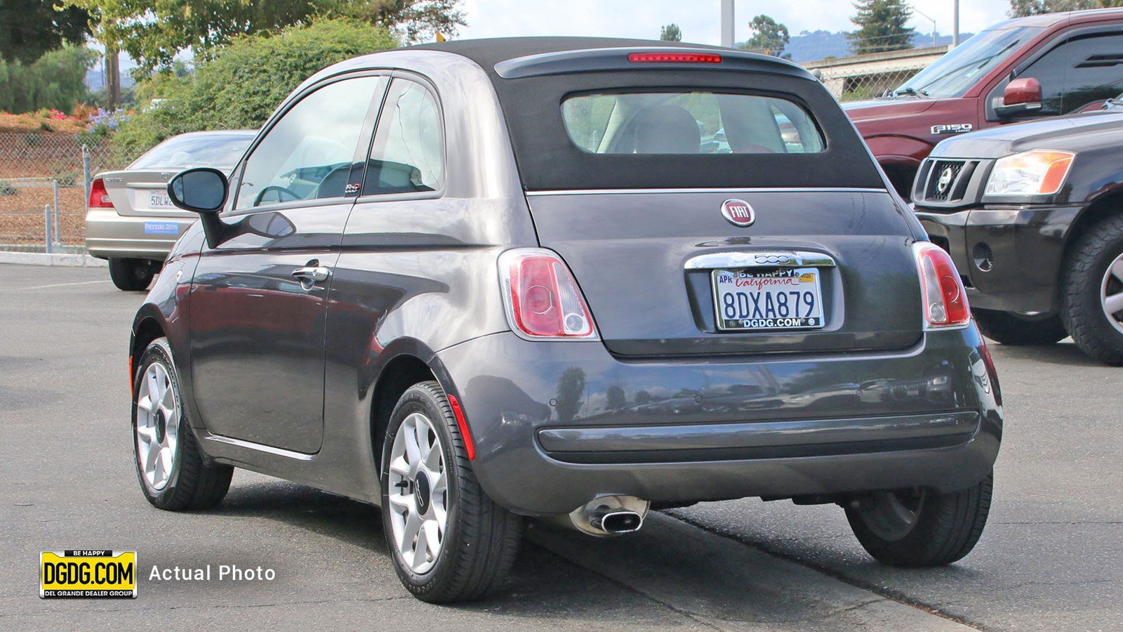 Pre-Owned 2017 FIAT 500c Pop