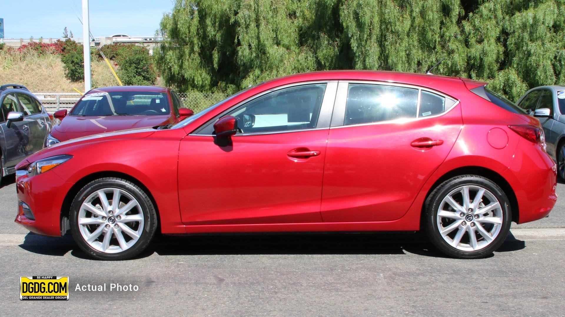 Certified Pre-Owned 2017 Mazda3 Touring
