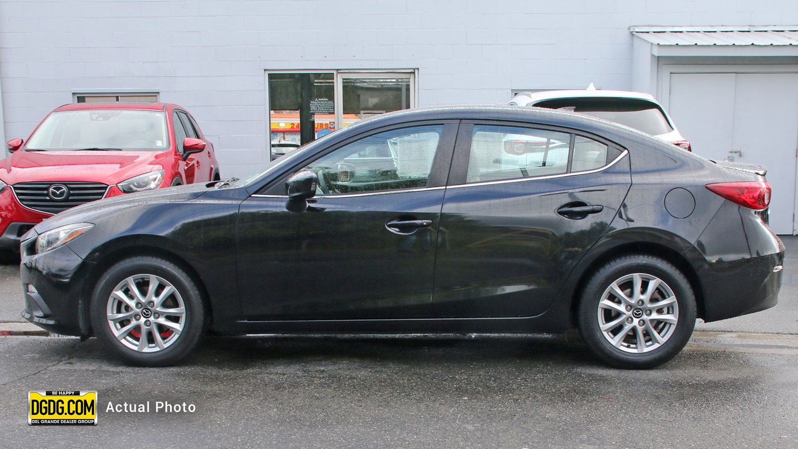 Certified Pre-Owned 2014 Mazda3 i Touring