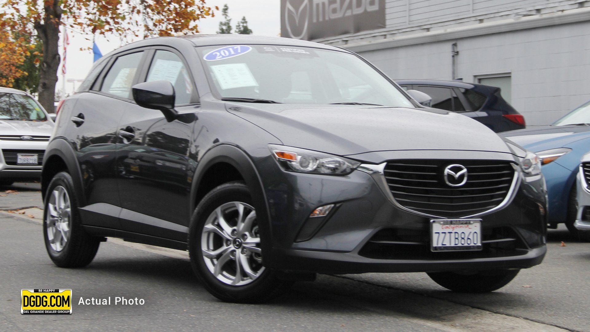 Certified Pre Owned 2017 Mazda Cx 3 Sport