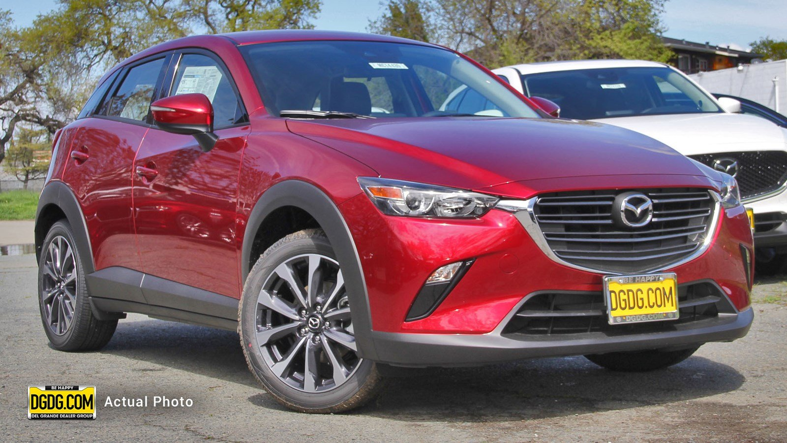 2019 Mazda CX-3 All Trims
