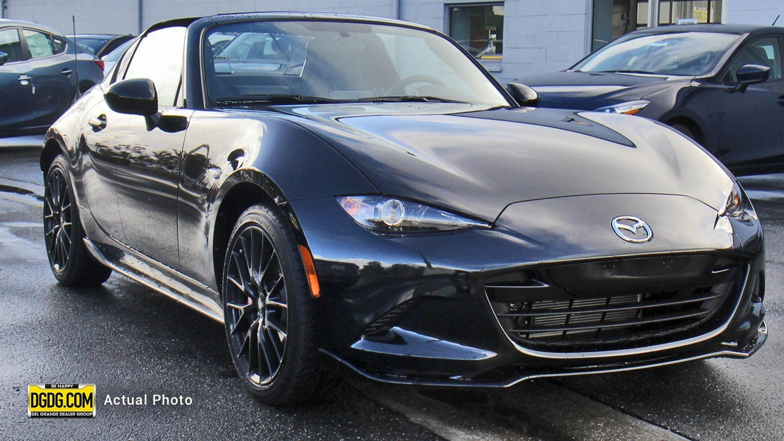 new 2017 mazda mx 5 miata rf club 2dr car in concord mc12952 concord mazda. Black Bedroom Furniture Sets. Home Design Ideas