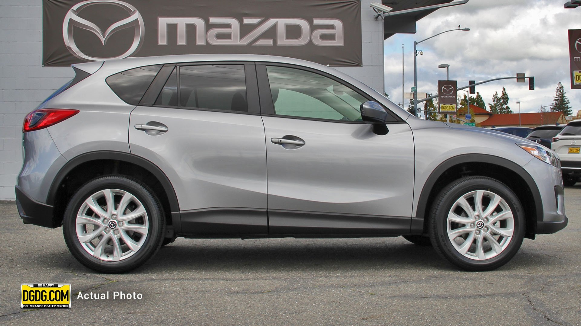 Certified Pre-Owned 2014 Mazda CX-5 Grand Touring