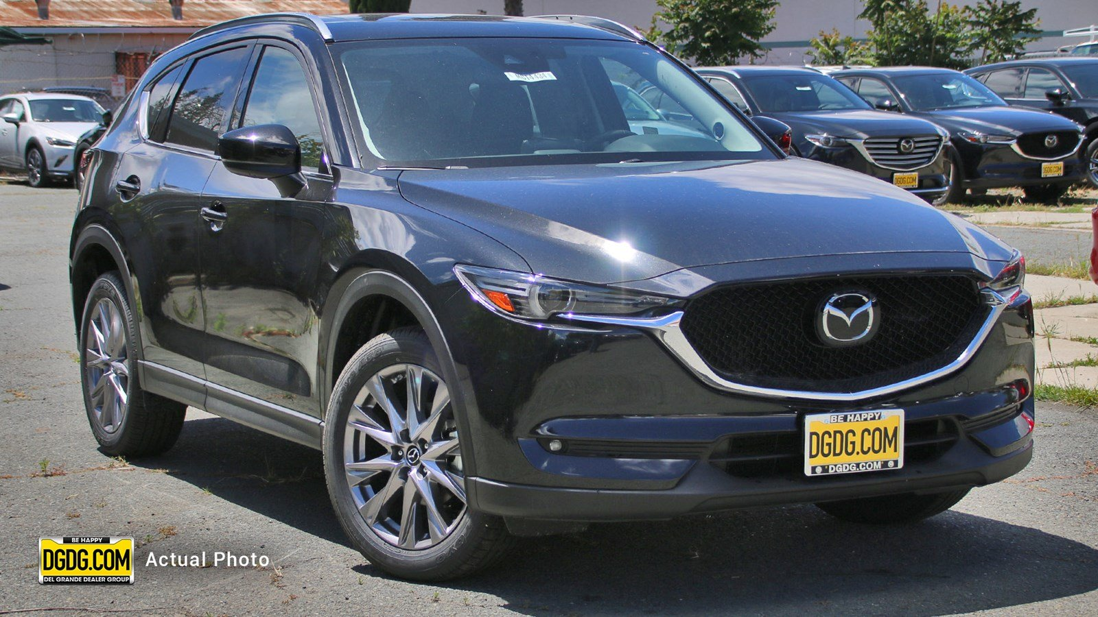 New 2019 mazda cx 5 grand touring
