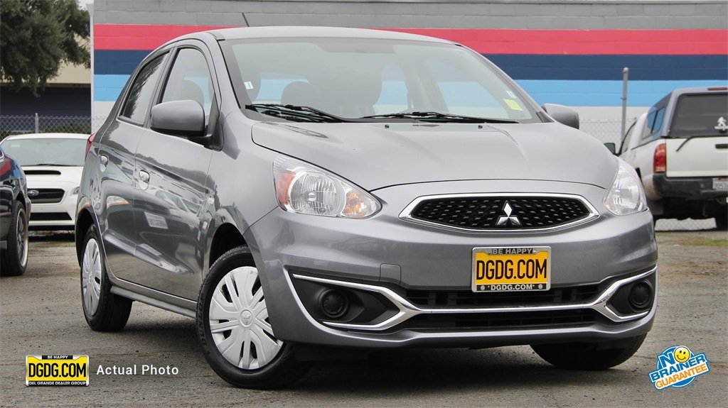Used Mitsubishi Mirage ES