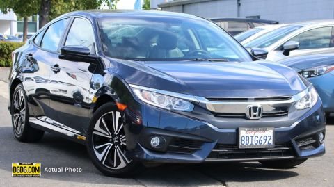 2017 Honda Civic Sedan EX-L FWD 4dr Car