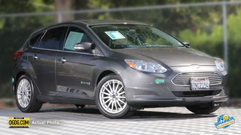 2015 Ford Focus Electric Base FWD Hatchback