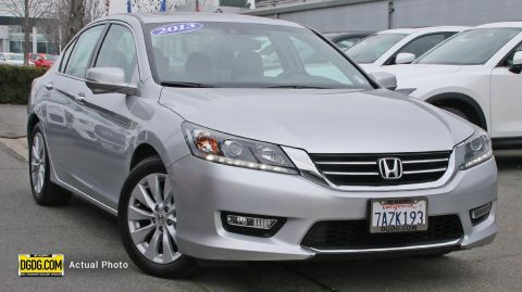 2013 Honda Accord Sdn EX-L FWD 4dr Car