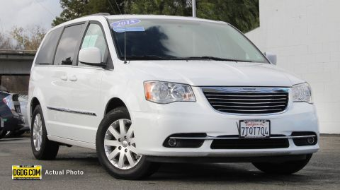 2015 Chrysler Town & Country Touring FWD Mini-van, Passenger