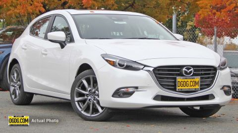 2018 Mazda3 Grand Touring FWD Hatchback