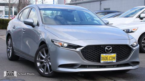 2020 Mazda3 Sedan w/Select Pkg FWD 4dr Car