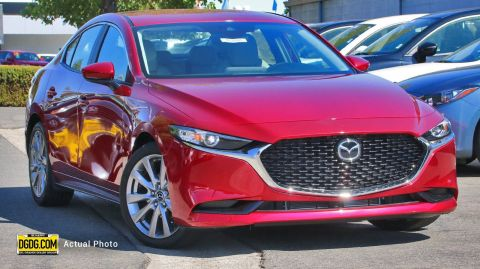 2019 Mazda3 Sedan w/Preferred Pkg FWD 4dr Car