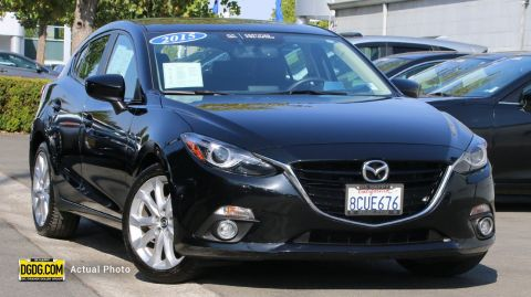 2015 Mazda3 s Grand Touring FWD Hatchback