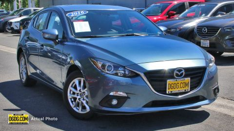 2016 Mazda3 i Grand Touring FWD Hatchback