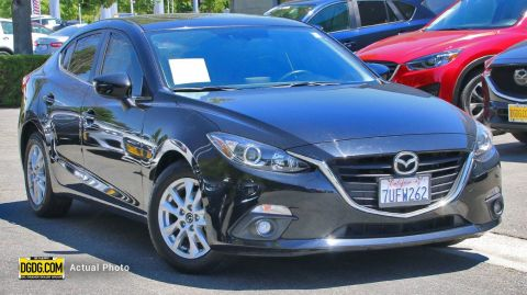 2016 Mazda3 i Touring FWD 4dr Car