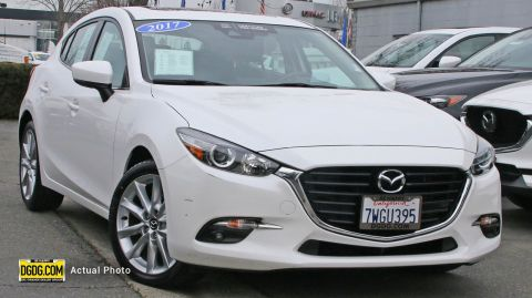 2017 Mazda3 Grand Touring FWD Hatchback