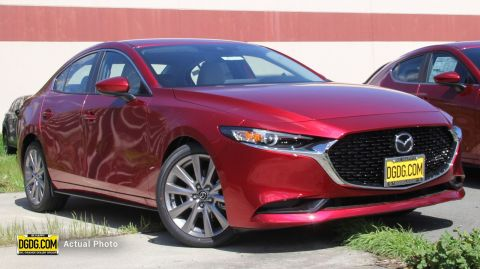 2019 Mazda3 w/Preferred Pkg AWD