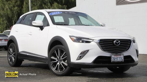 2016 Mazda CX-3 Grand Touring AWD