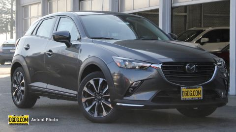 2019 Mazda CX-3 Grand Touring AWD