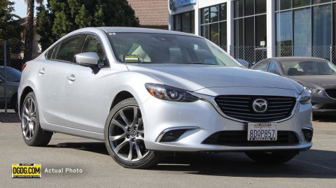 2017 Mazda6 Grand Touring FWD 4dr Car