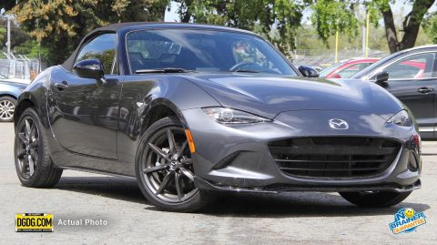 2017 Mazda MX-5 Miata Club RWD Convertible