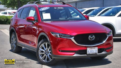 Certified Pre-Owned 2019 Mazda CX-5 Signature